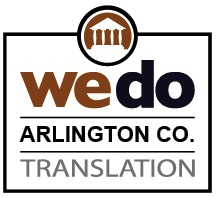 Document translation services Arlington County VA