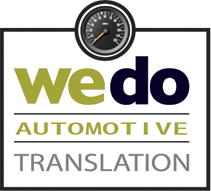Auto sector translation services