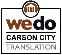 Document translation services Carson City NV