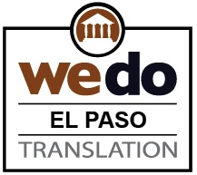 DOCUMENT TRANSLATION SERVICES EL PASO TX
