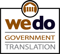 Government translation services