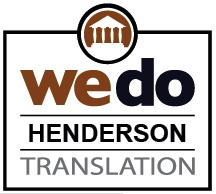 Document translation services Henderson NV