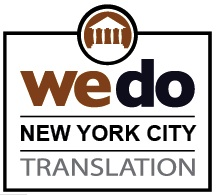 Document translation services New York City (NYC)