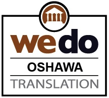 Document translation services Oshawa ON
