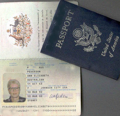 Travel Card and Passport Translations