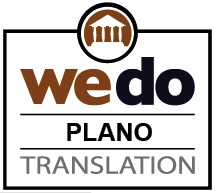 Document translation services Plano TX