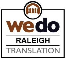 Document translation services Raleigh NC