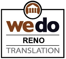 Document translation services Reno NV