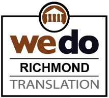 Document translation services Richmond VA