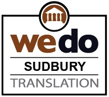 Document translation services Sudbury ON