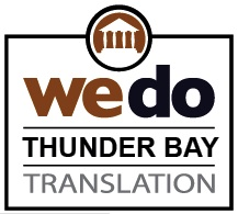 Document translation services Thunder Bay ON