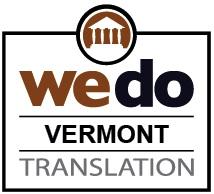 Document translation services Vermont