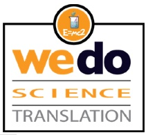 Scientific document translation services