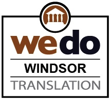 Document translation services Windsor ON